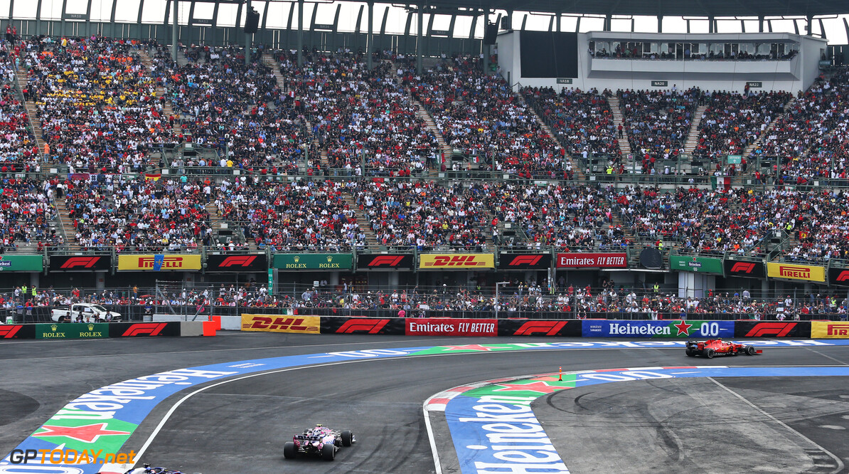 Mexican GP venue to be transformed into temporary hostpital