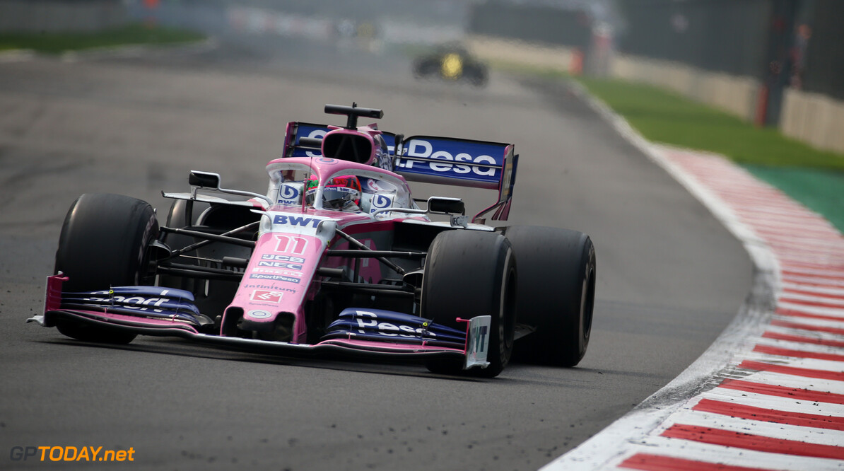 Perez: Racing Point executed 'perfect' weekend in Mexico