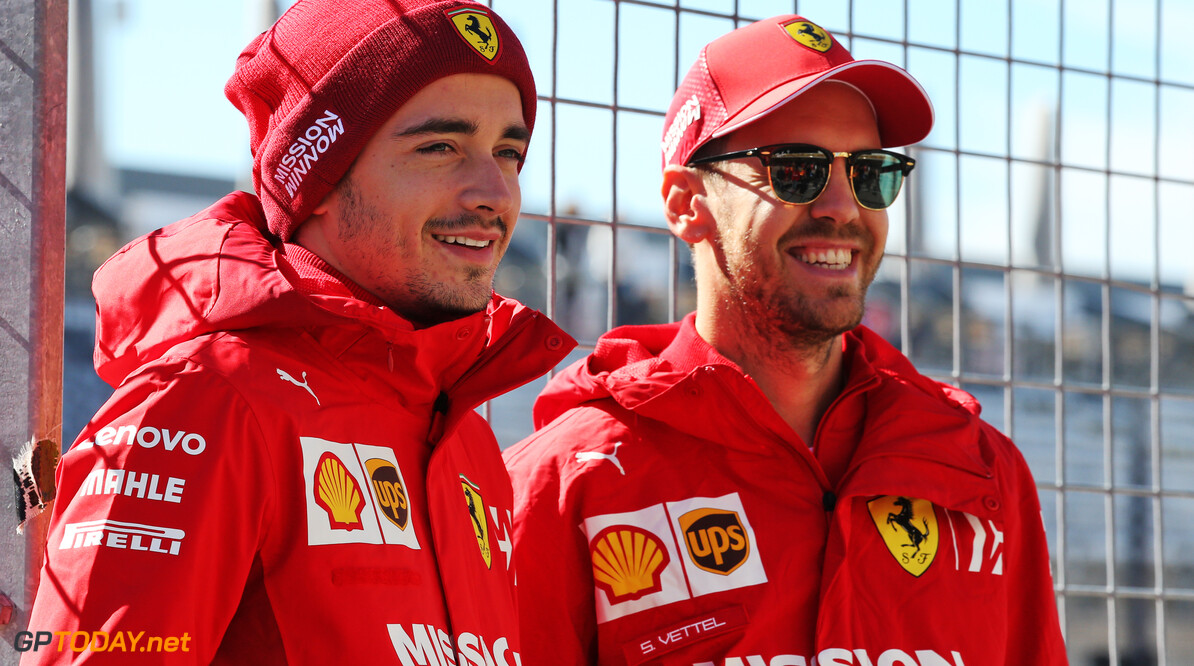 Berger 'doesn't dare' predict outcome of 2020 Vettel/Leclerc battle