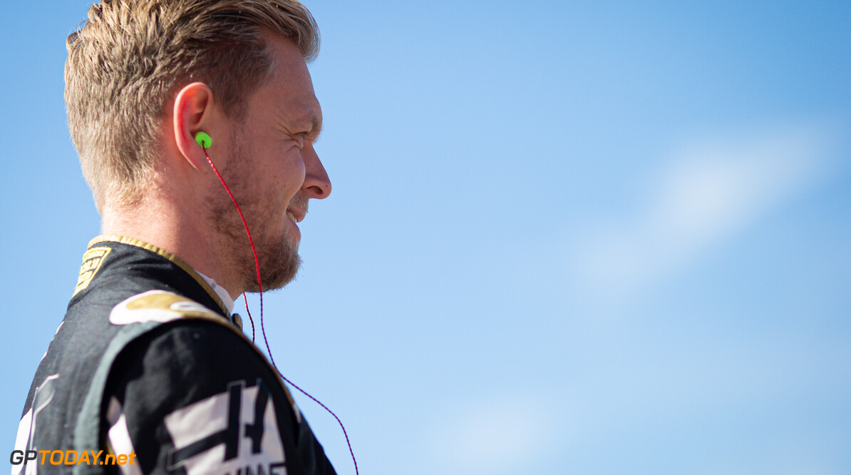 Magnussen 'would love' second tyre supplier in F1