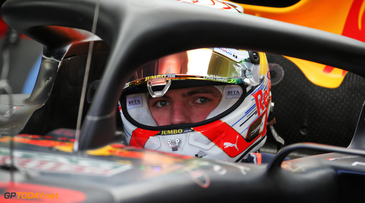 <b>VT1</b>: Verstappen is Vettel en Albon te snel af in eerste training