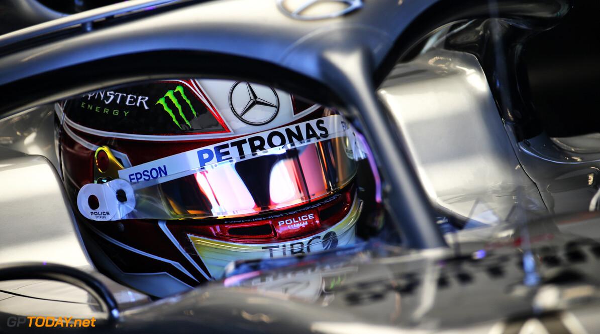'Totally unacceptable' bumps gave Hamilton headache