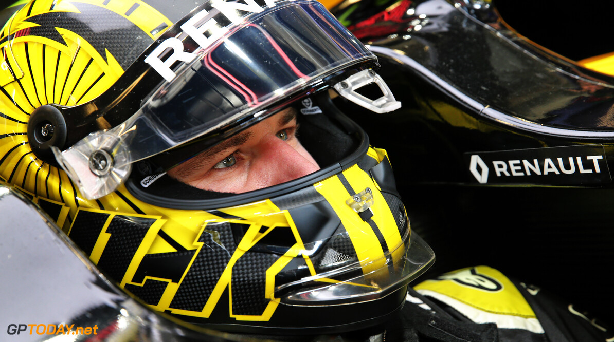 Is an IndyCar switch on the cards for Hulkenberg?