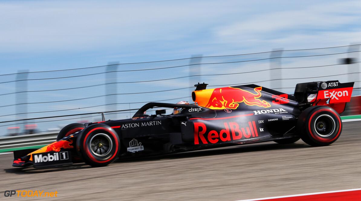"""Verstappen berust: """"Mercedes was net te snel vandaag"""""""