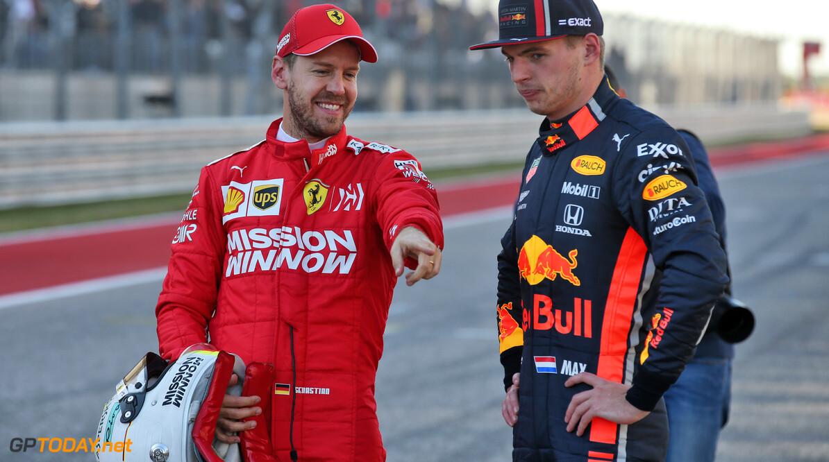 """Max Verstappen trouw aan Red Bull: """"Ik ga niet naar Ferrari"""""""