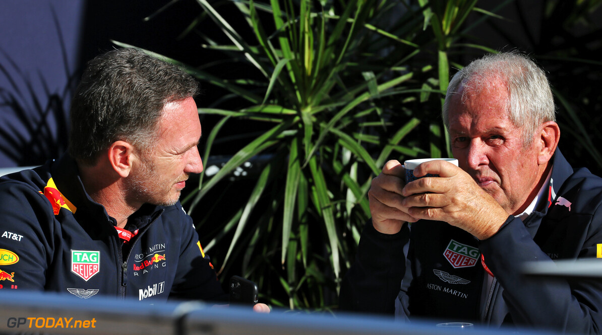 Horner: Marko's 'Corona Camp' comment was never a serious suggestion