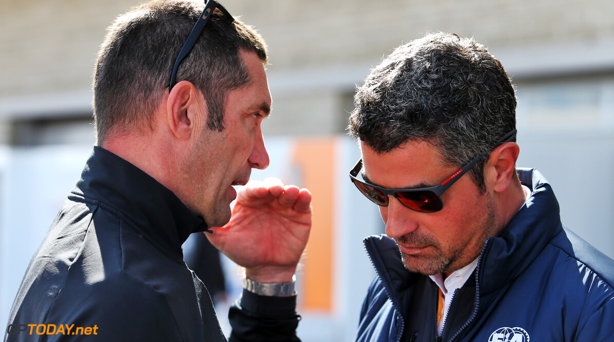 """Michael Masi: """"Weet niet of Ferrari iets veranderd heeft na technical directive"""""""