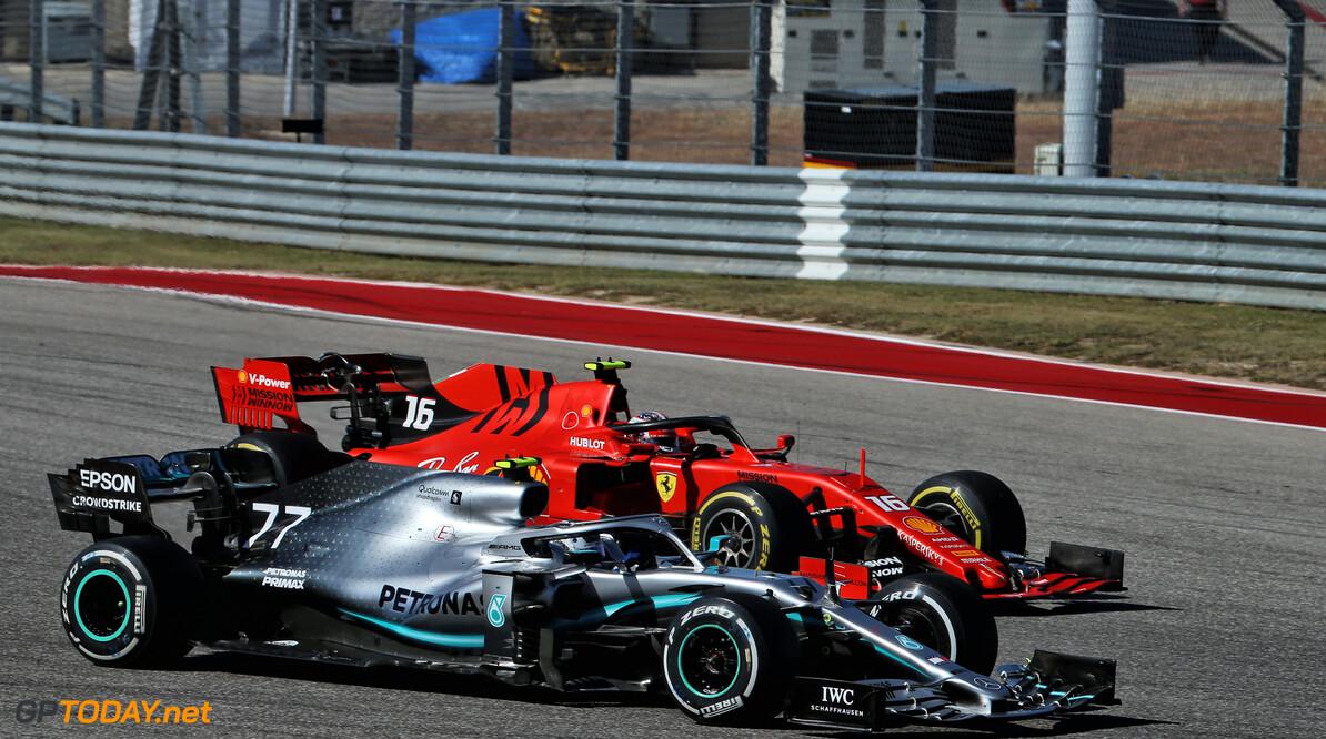 Ferrari's race pace 'not as bad as it looks' - Leclerc