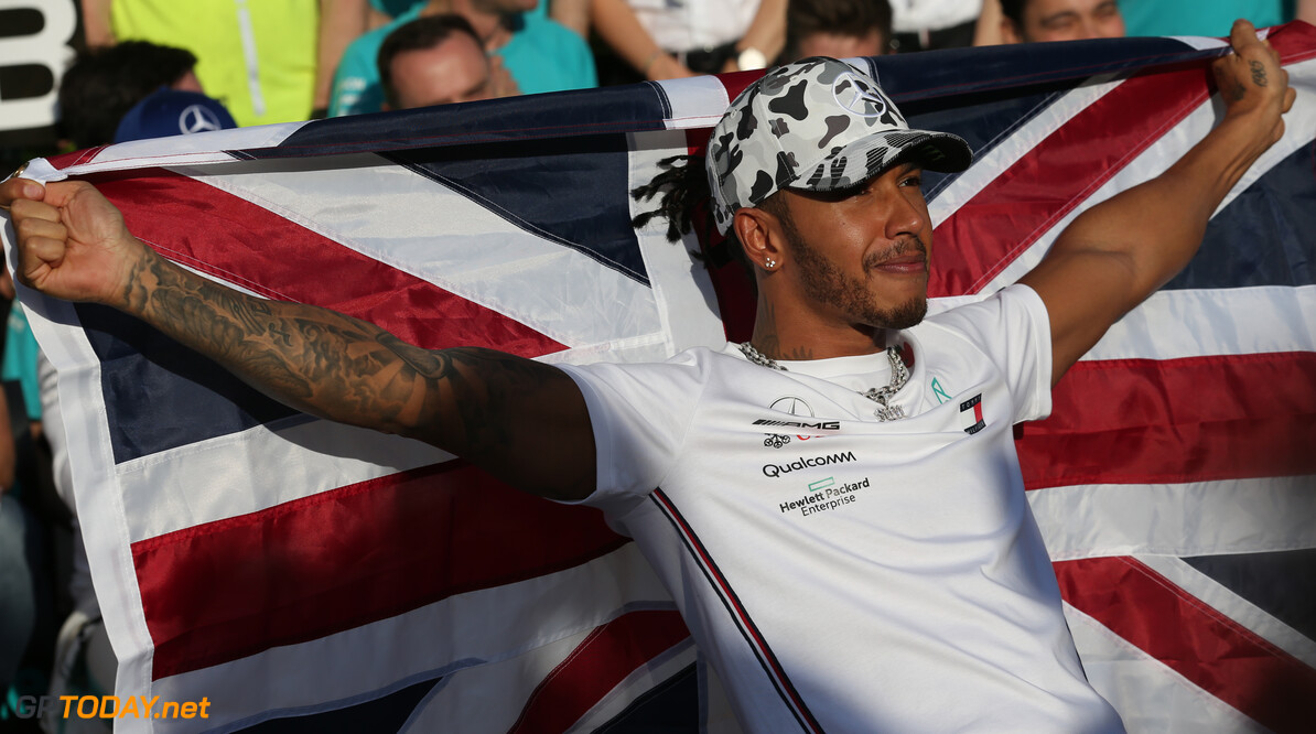 Hamilton doesn't see limit in his abilities if he 'works harder'