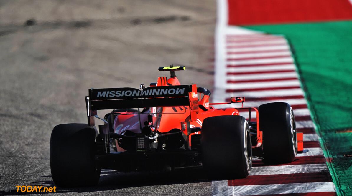 Leclerc set for Brazilian GP grid penalty