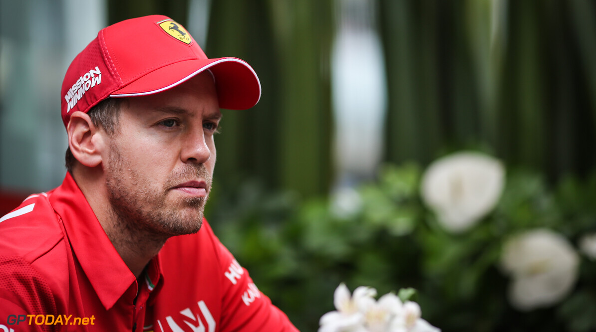 Ferrari lists three potential Vettel replacements - report