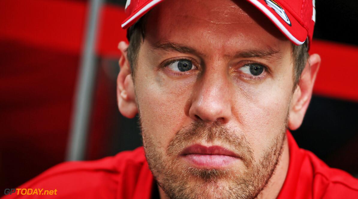 Vettel: Ferrari victory in Brazil will silence allegations