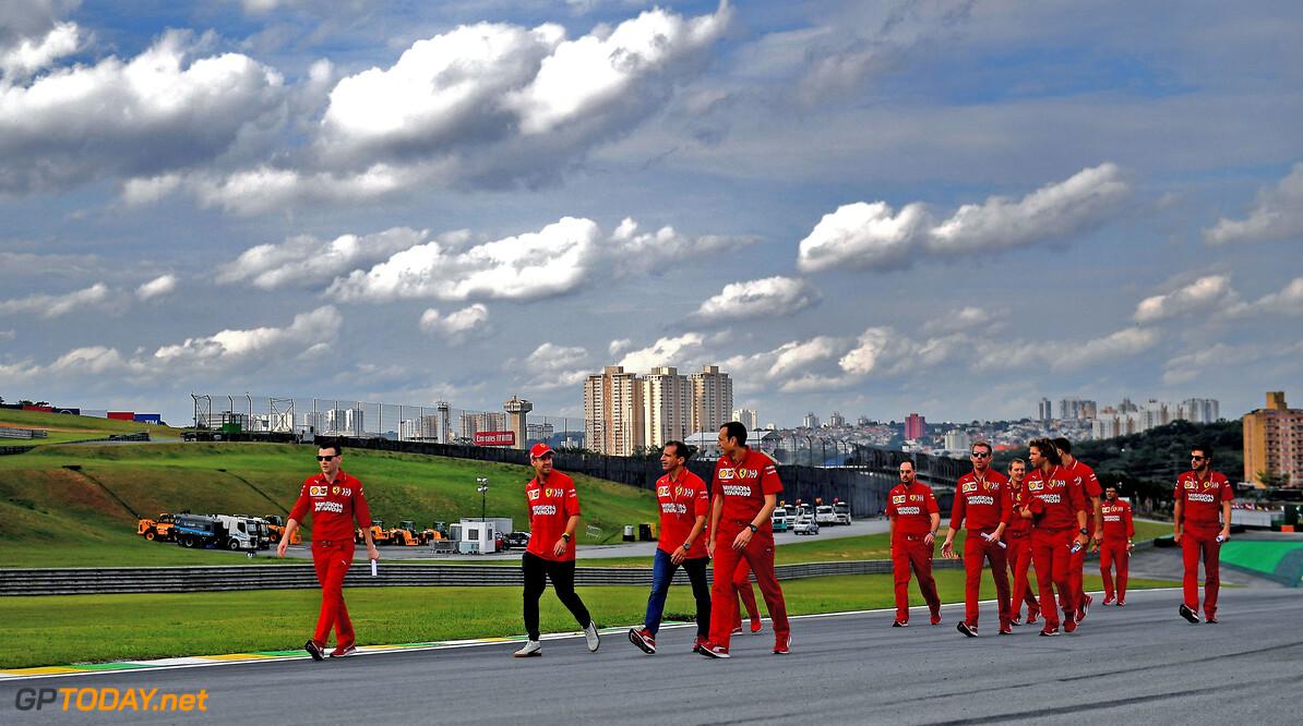 GP BRASILE  F1/2019 -  GIOVED?  14/11/2019   GP BRASILE  F1/2019 -  GIOVED?  14/11/2019     credit: @Scuderia Ferrari Press Office GP BRASILE  F1/2019 -  GIOVED?  14/11/2019   (C) FOTO COLOMBO IMAGES SAN PAOLO BRASILE