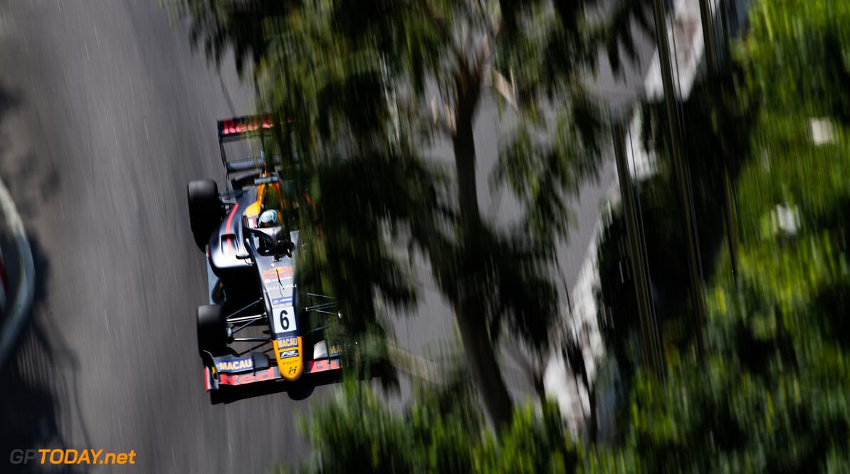 Vips keeps Shwartzman at bay to win Macau qualifying race