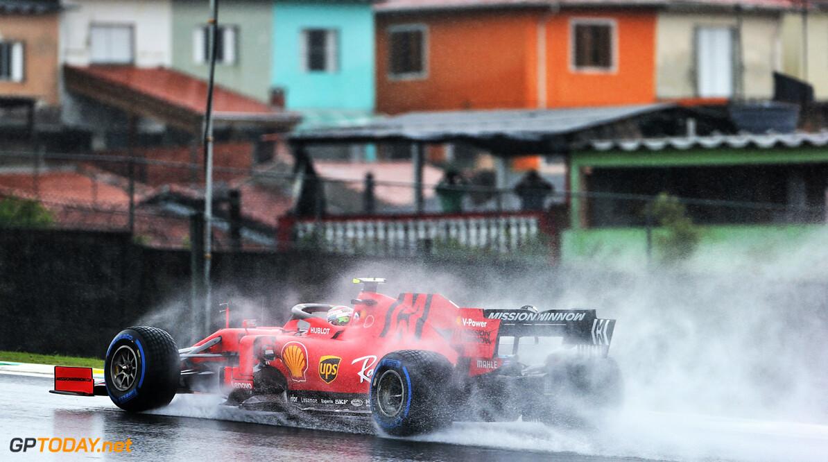 FIA confirms Leclerc's grid penalty for Brazil GP
