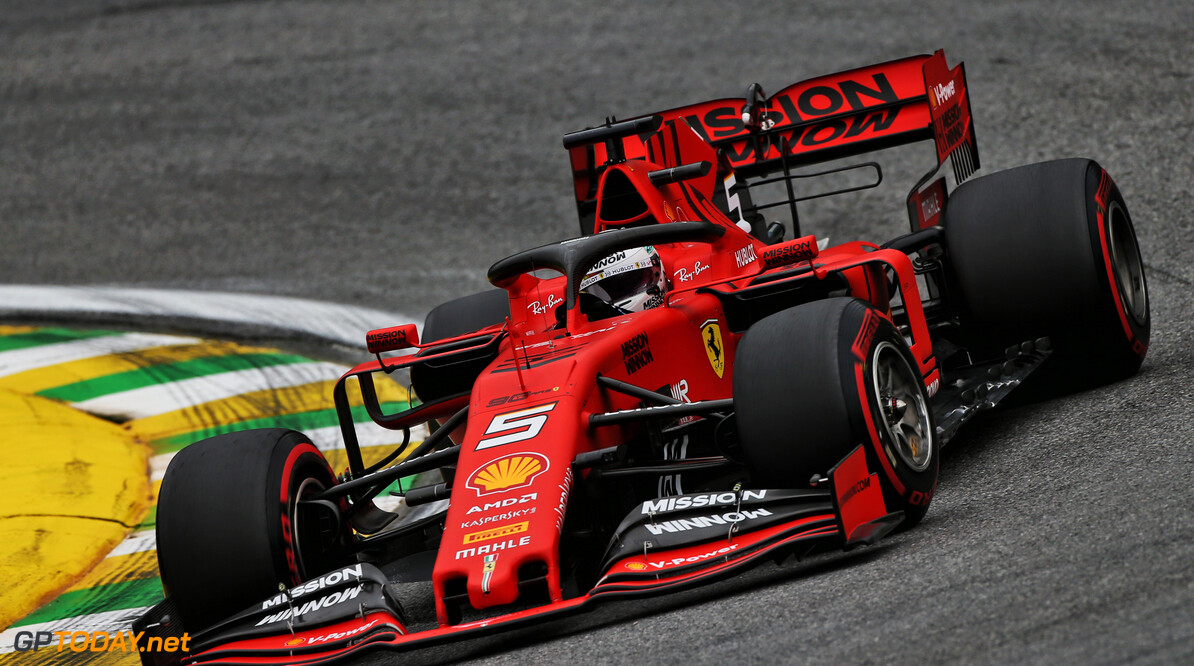 <strong>FP2:</strong> Vettel narrowly heads Leclerc in second practice