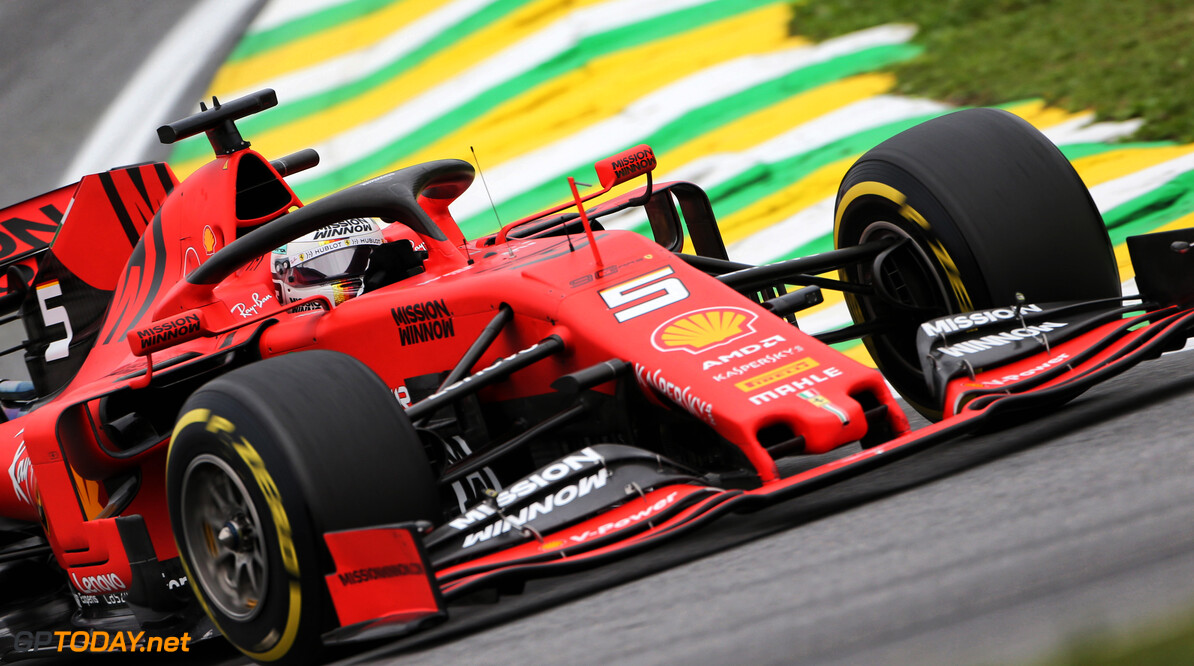 Vettel confident of avoiding recent race-pace slumps in Brazil
