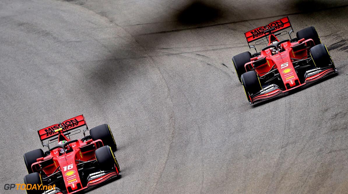 Binotto: Second never good enough for Ferrari