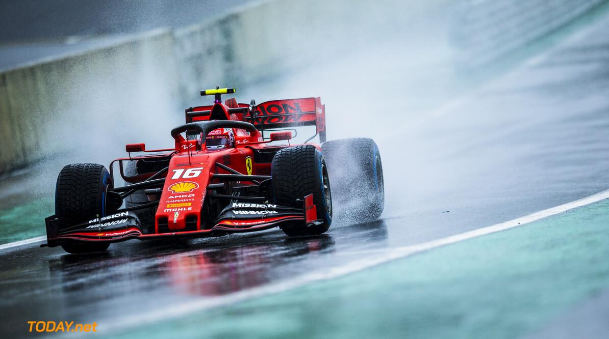 15/11/2019 BRASILE F1/2019 FP1 GP LECLERC VENERDI