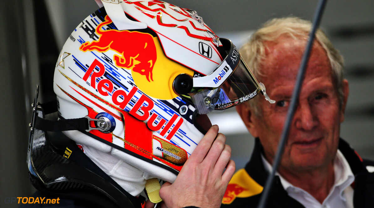 """Marko: """"Honda heeft positief gereageerd op contractverlenging Verstappen"""""""