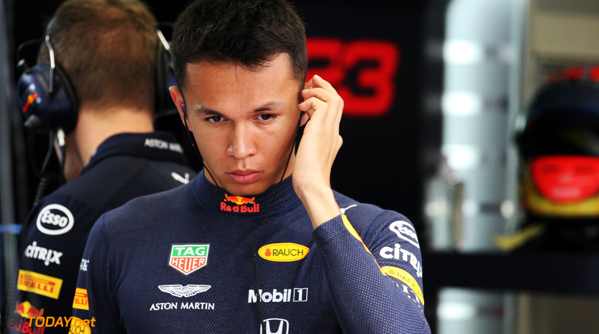 Albon's performance in Brazil 'encouraging' for 2020 - Horner