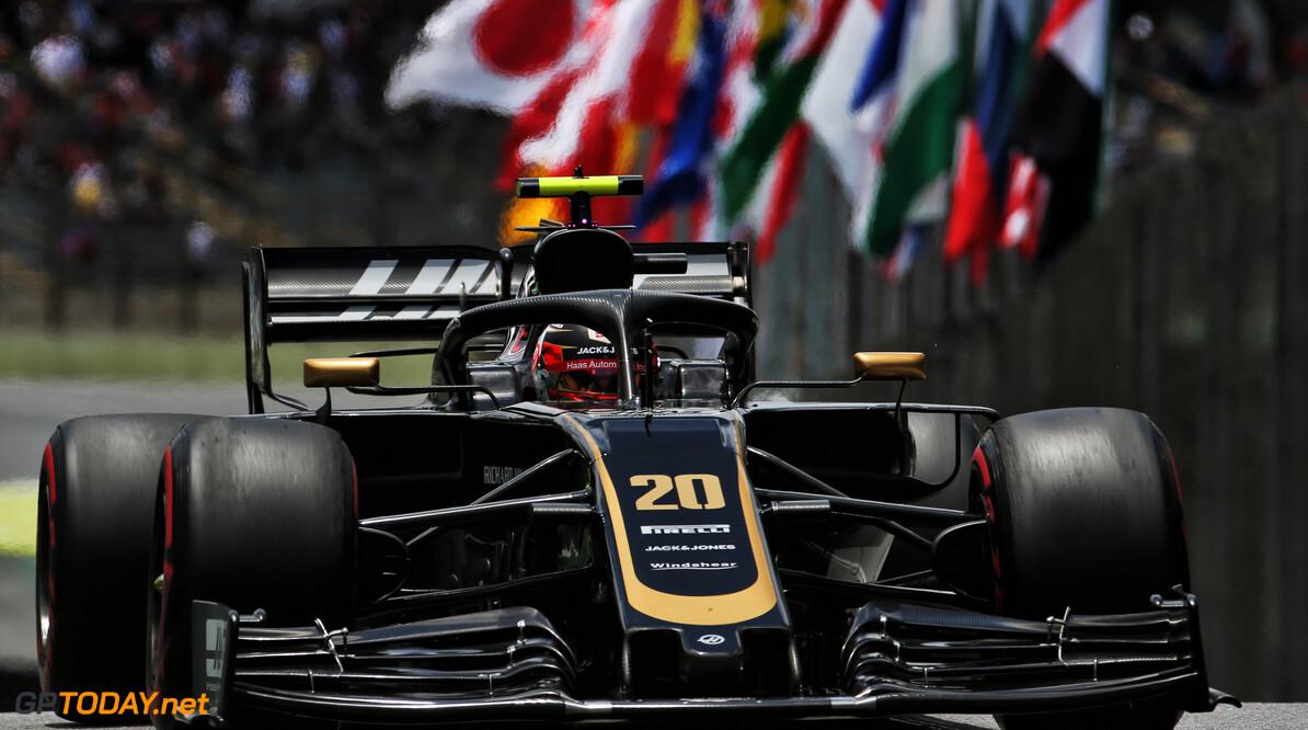 """Magnussen: """"Ricciardo verontschuldigde zich na de race voor botsing"""""""