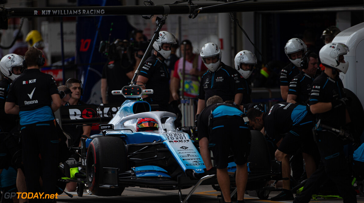 <b>Video:</b> Williams blundert met wegsturen Kubica, Verstappen de pineut