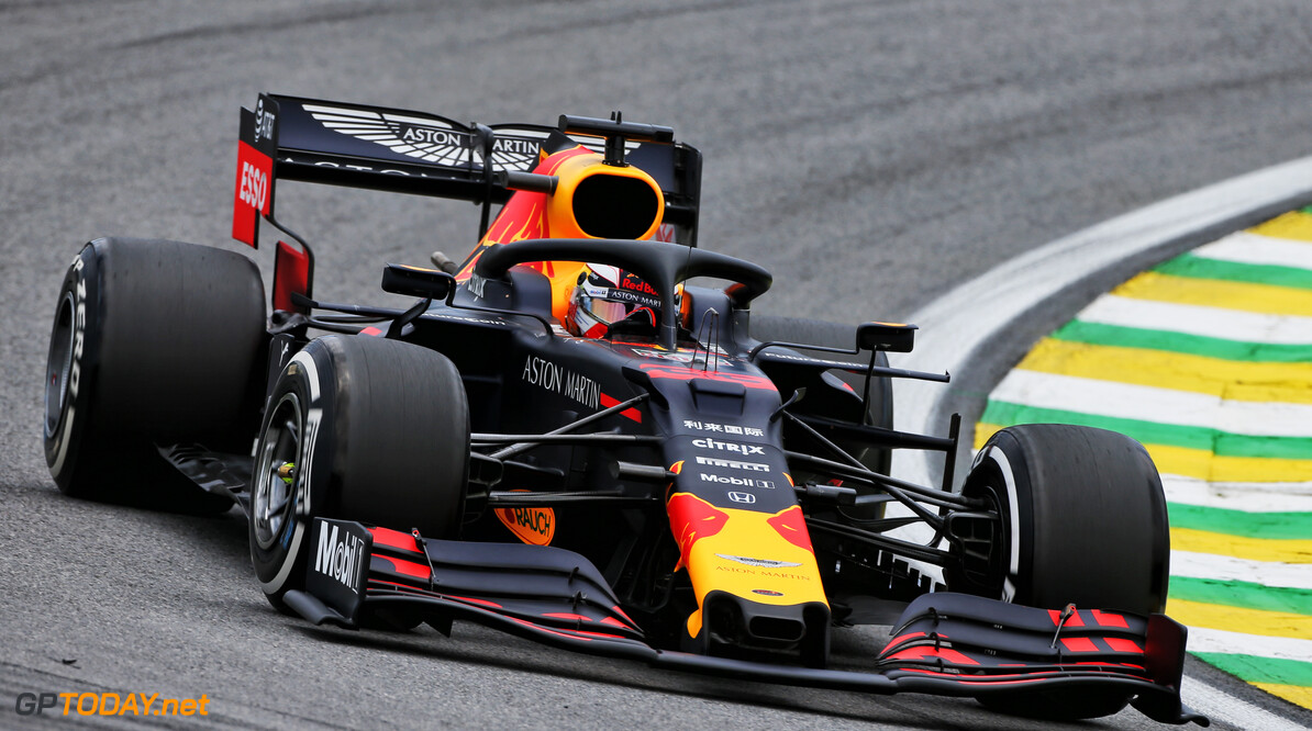 Verstappen aiming to 'finish off' unfinished business in Brazil