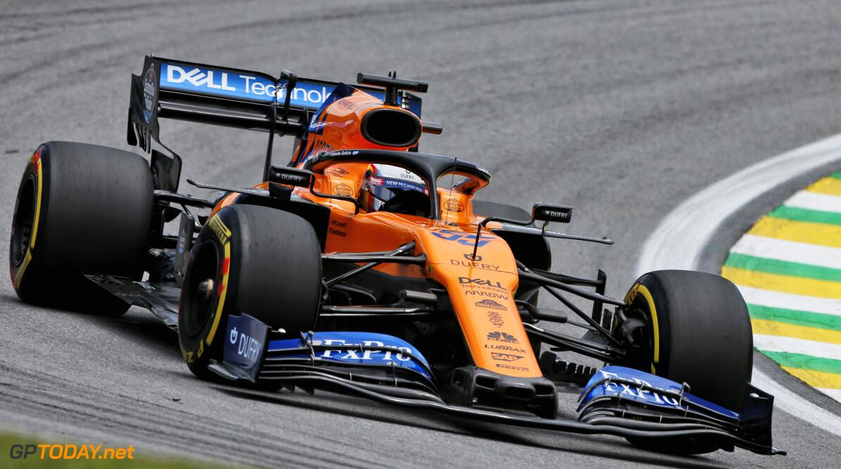 """Podiumplaats voor Carlos Sainz in Brazilië: """"Dit was mijn beste race ooit"""""""