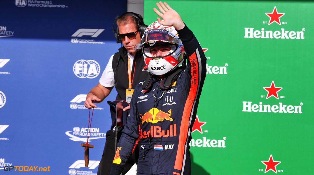 <b>Video: </b>De pole position-ronde van Max Verstappen in Brazilië