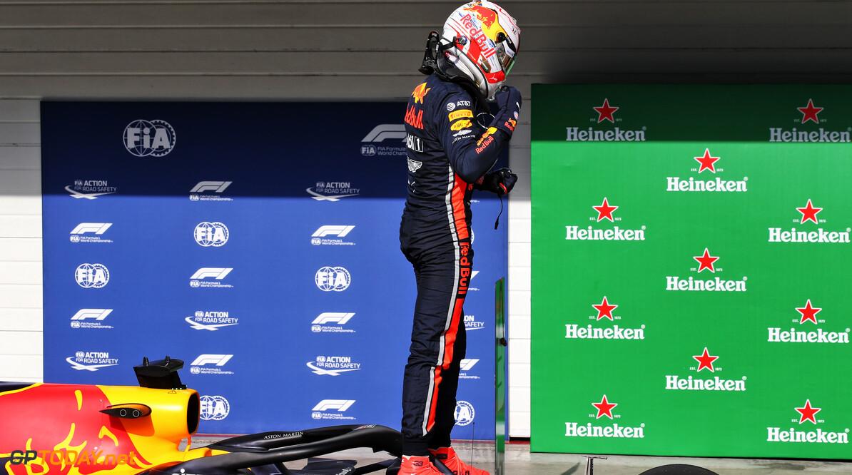 <strong>Qualifying:</strong> Verstappen edges Vettel for pole in Brazil