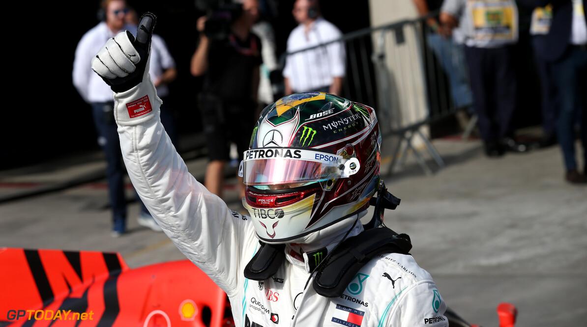 "Hamilton ziet zwakke plek Mercedes: ""We komen vermogen tekort"""