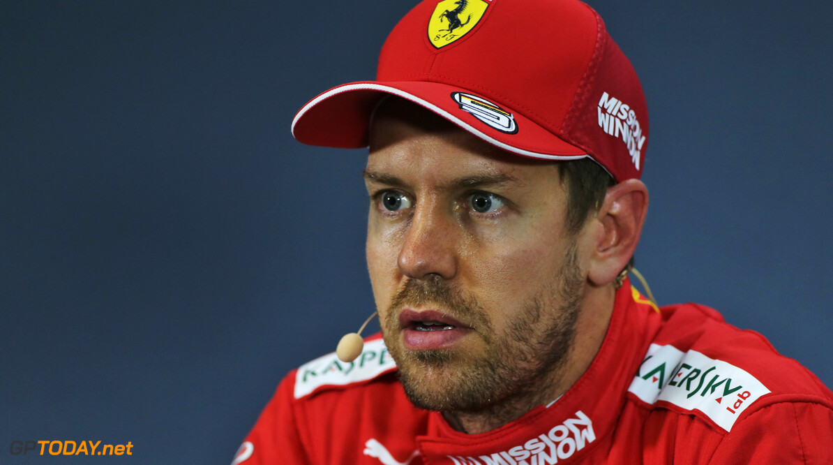 Once I retire, I will not come back - Vettel