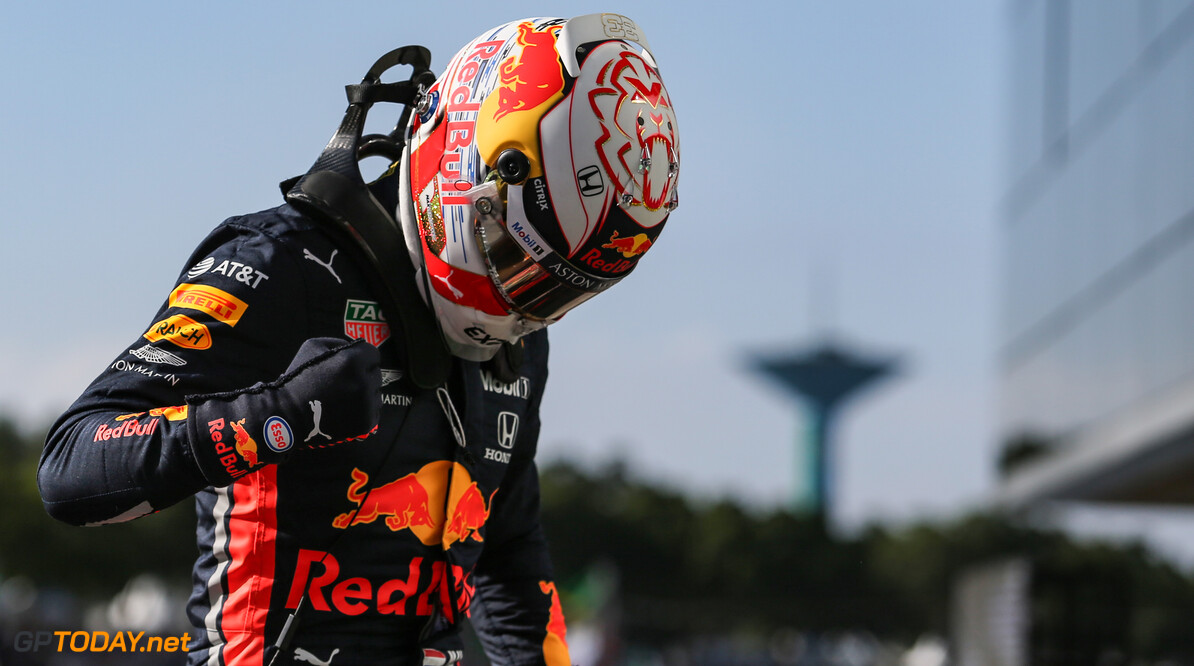 """Max Verstappen na winst: """"We wisten dat we de snelheid hadden"""""""