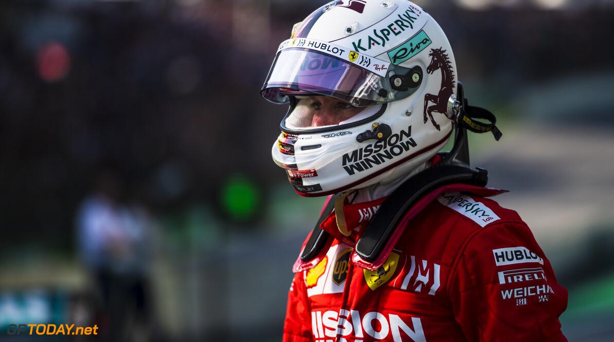 RUDY CAREZZEVOLI@CALLO ALBANESE    16/11/2019 BRASILE F1/2019 GP QUALIFICA SABATO VETTEL