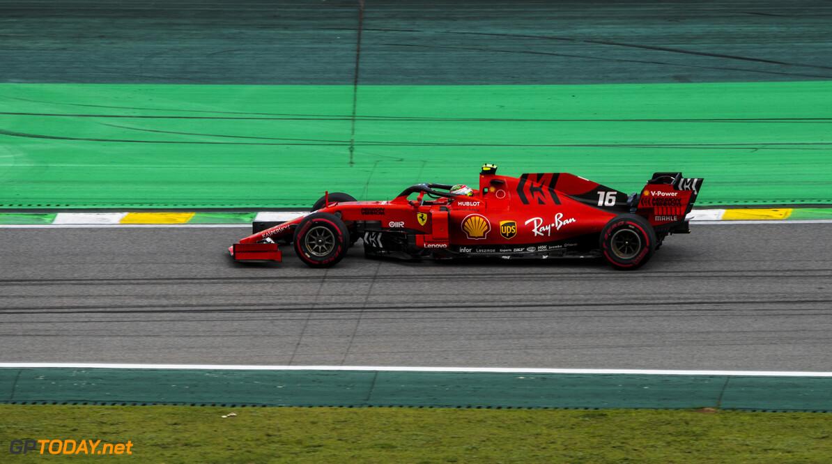 RUDY CAREZZEVOLI@CALLO ALBANESE    16/11/2019 BRASILE F1/2019 GP QUALIFICA SABATO