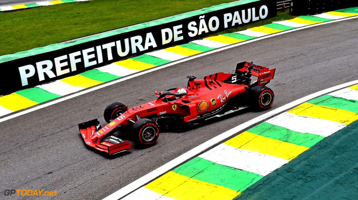 GP BRASILE  F1/2019 -  SABATO  16/11/2019   GP BRASILE  F1/2019 -  SABATO  16/11/2019  