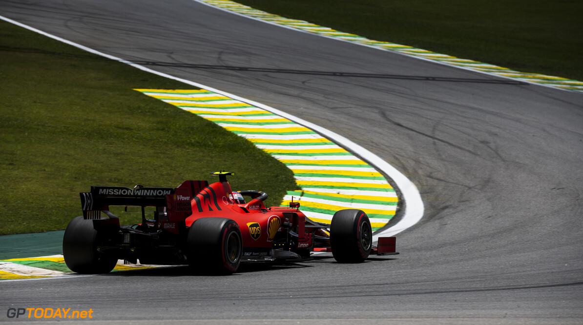 RUDY CAREZZEVOLI@CALLO ALBANESE    16/11/2019 BRASILE F1/2019 FP3 GP LECLERC SABATO