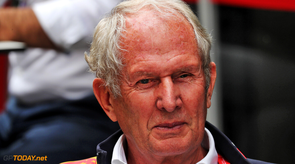 Marko calls for changes to the FIA super licence