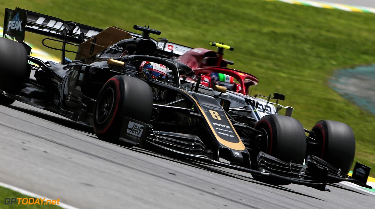 Grosjean: Races were my strong area in 2019