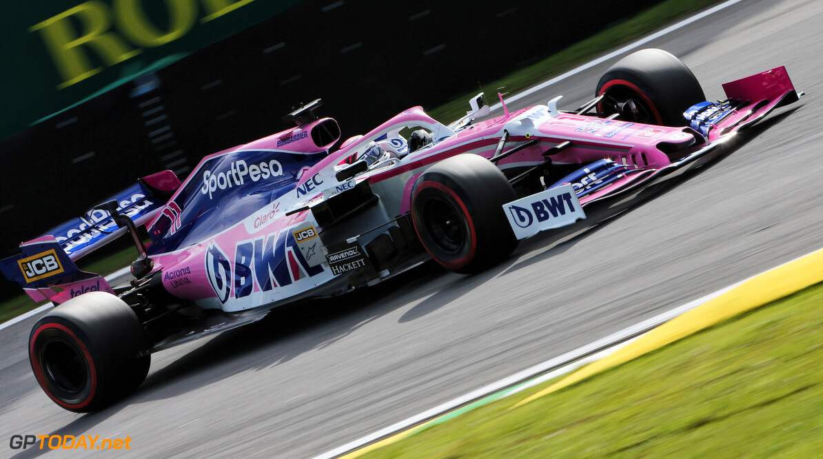 Racing Point announces launch date for 2020 car