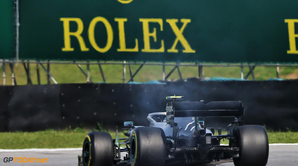 Motorwissel dwingt Valtteri Bottas tot gridstraf in Abu Dhabi