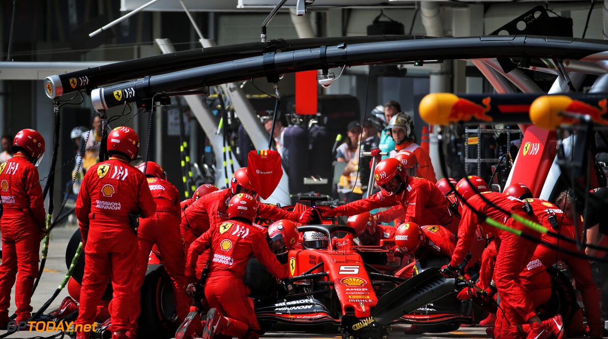 Benzinesysteem Ferrari in beslag genomen door FIA
