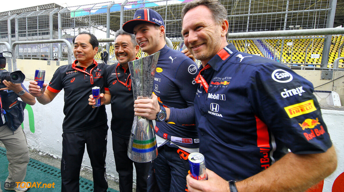 Horner: Verstappen was never going to give up Brazil victory