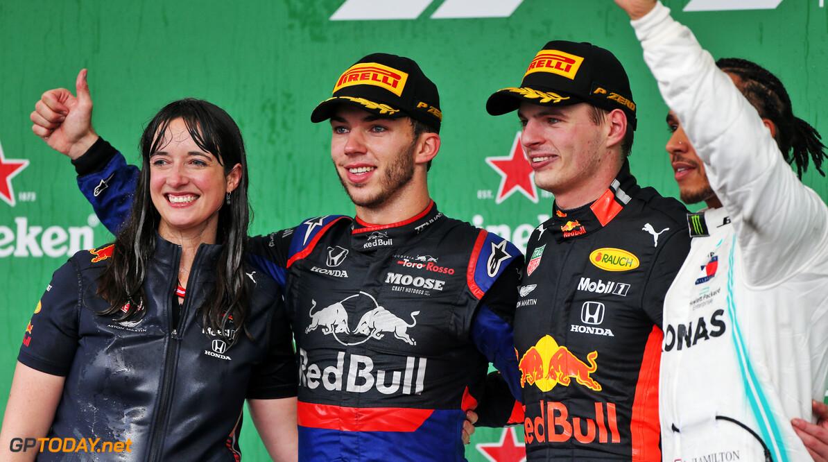 Hannah Schmitz bezorgde overwinning Max Verstappen met strategische zet