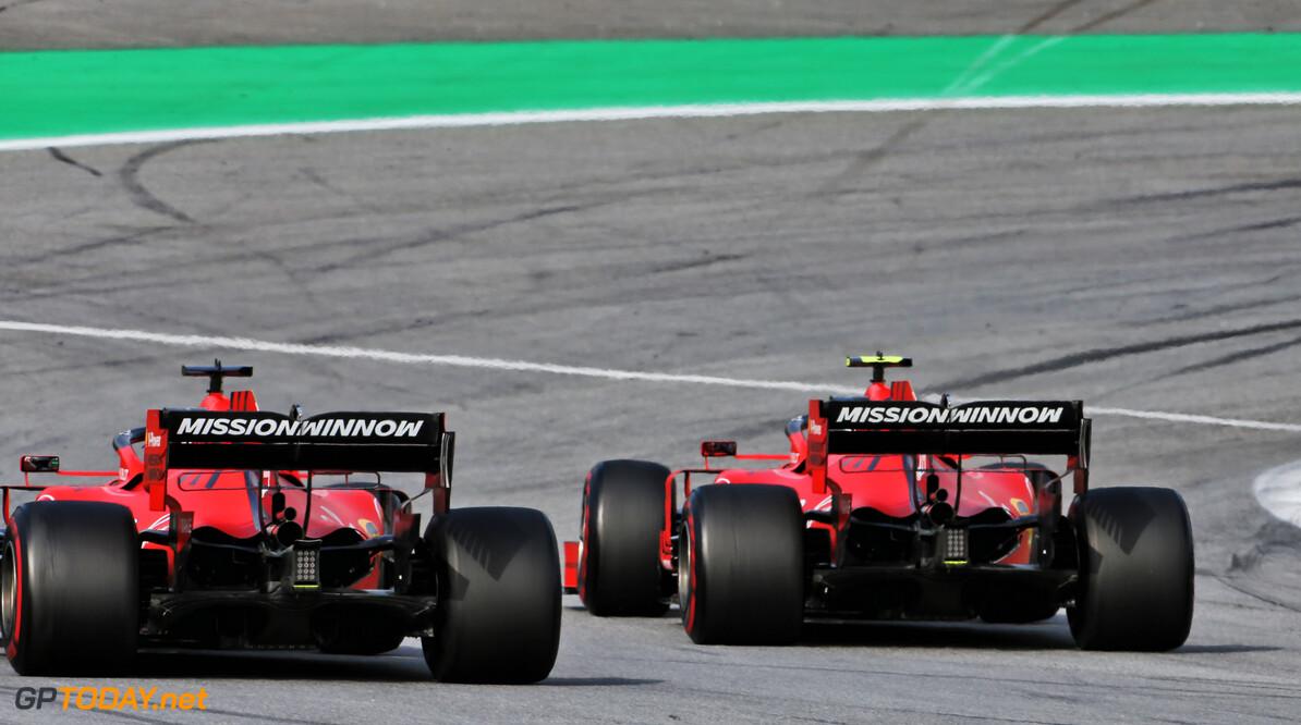Vettel en Leclerc verwachten geen problemen in samenwerking na crash Brazilië