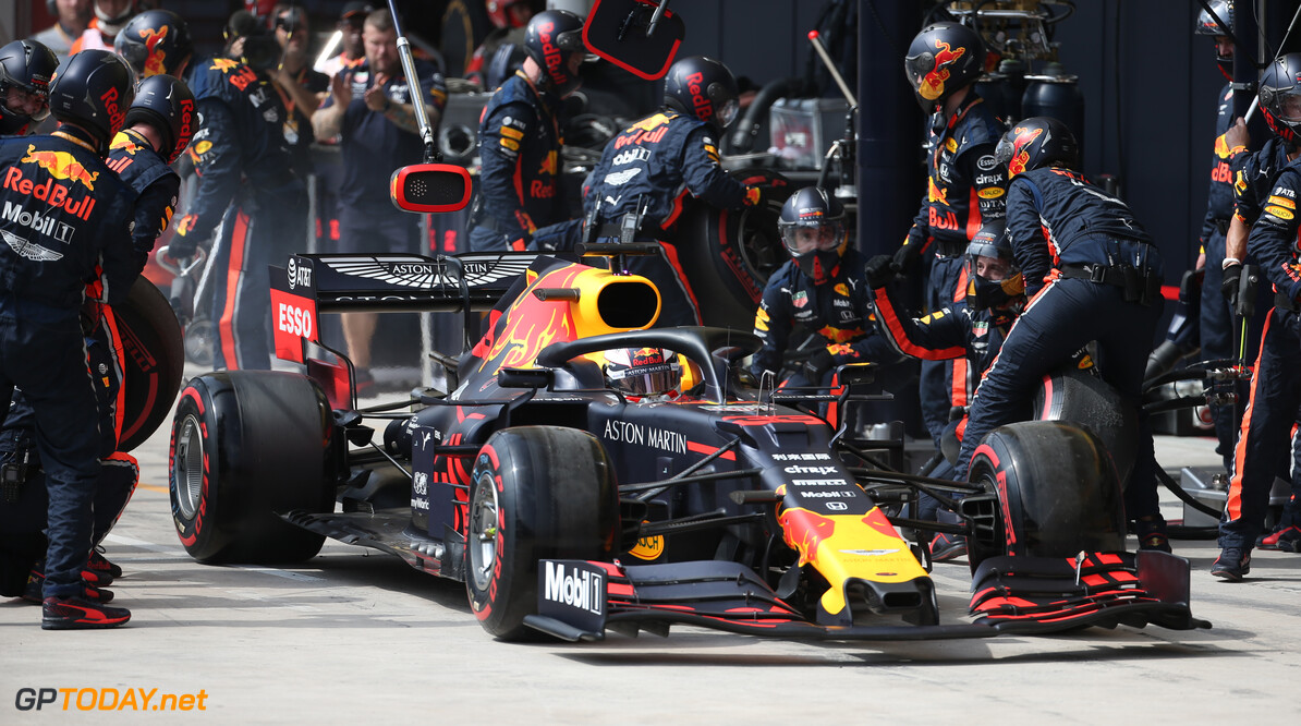 <b>Video:</b> Watch Red Bull set the new fastest ever F1 pit stop
