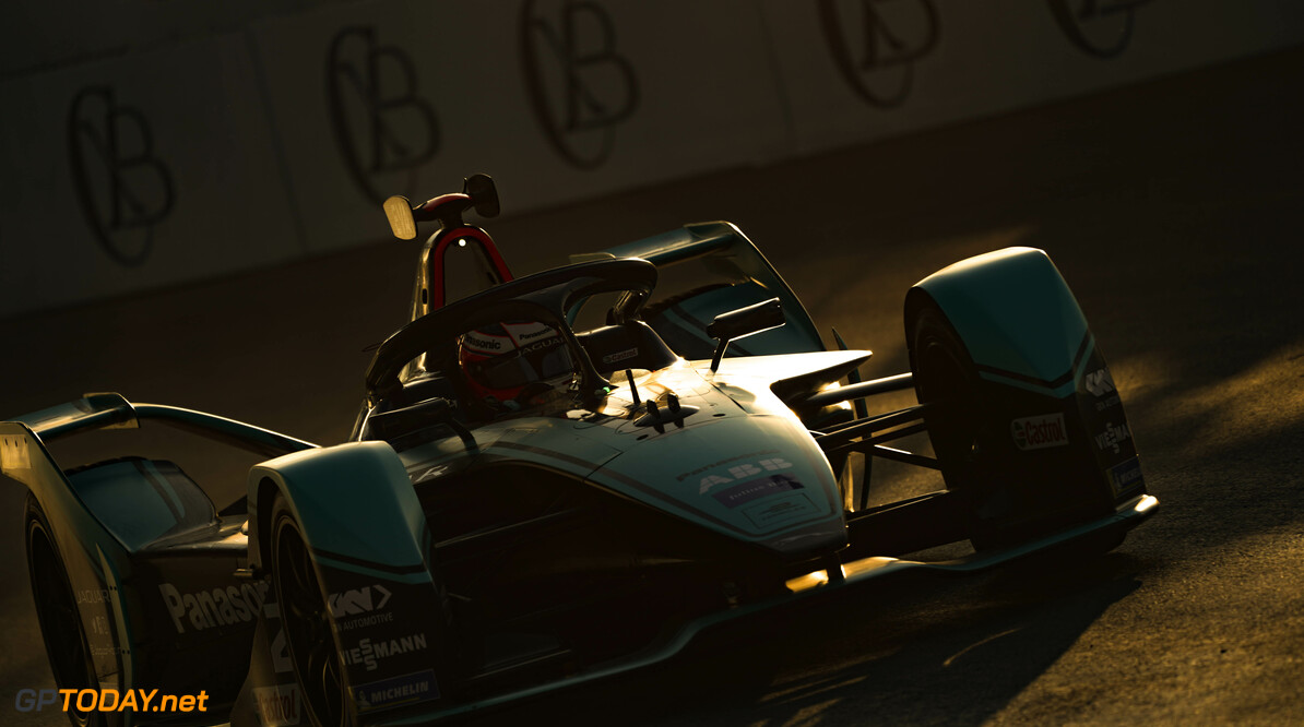 Mitch Evans (NZL), Panasonic Jaguar Racing, Jaguar I-Type 4   Dan Bathie    action