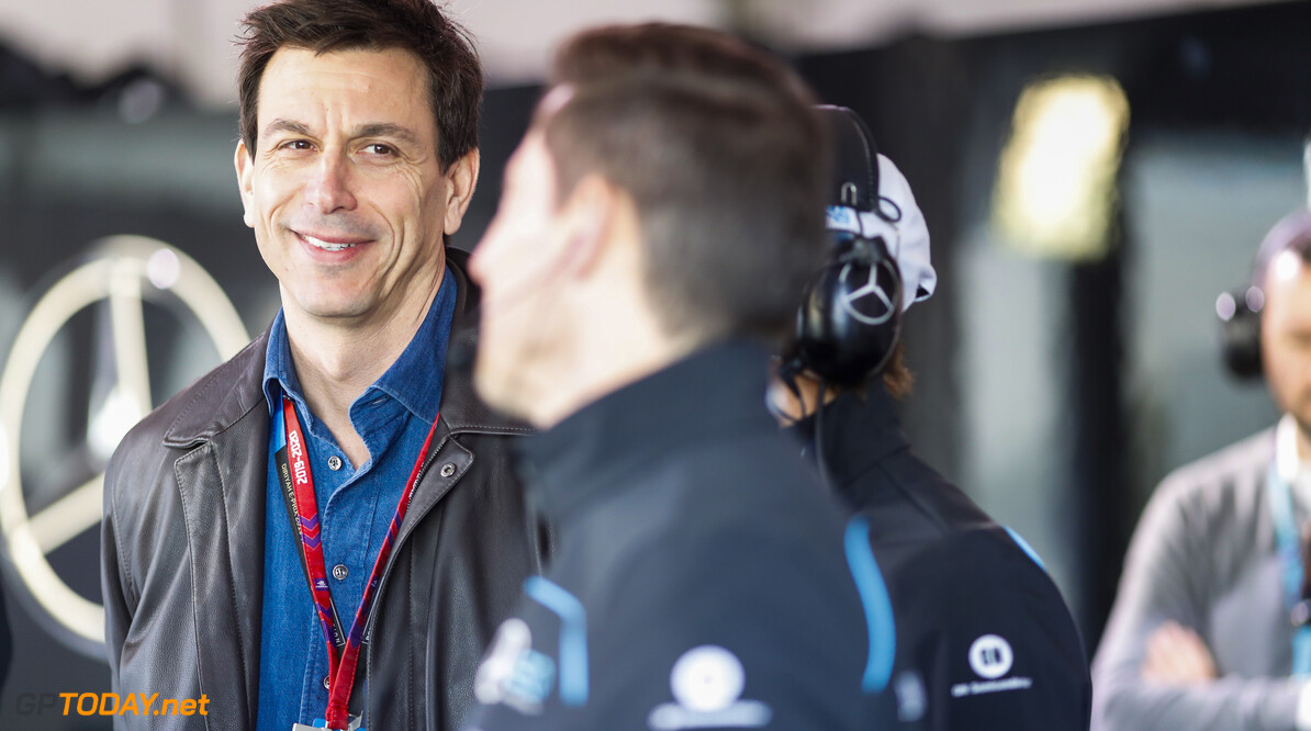Toto Wolff, Team Principal of Mercedes AMG F1 Team  Alastair Staley    portrait vip