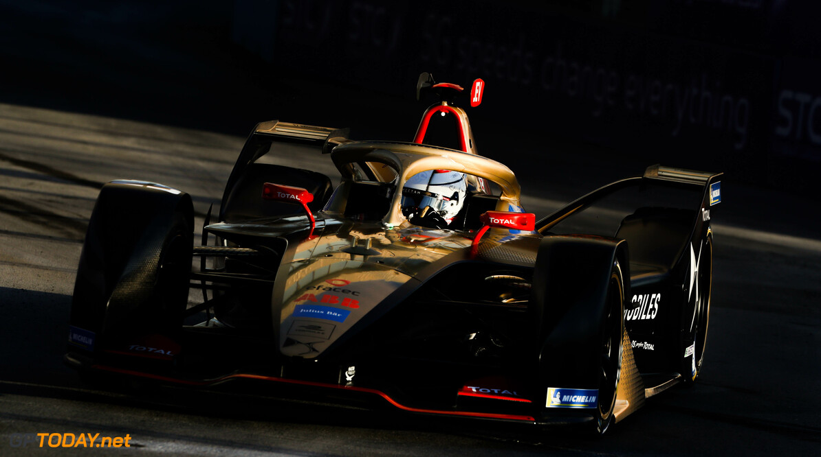 Jean-Eric Vergne (FRA), DS Techeetah, DS E-Tense FE20   Alastair Staley    action